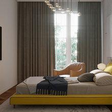 Фото из портфолио Модернизм – фотографии дизайна интерьеров на INMYROOM