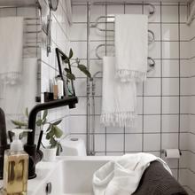 Фотография: Ванная в стиле Скандинавский – фото на InMyRoom.ru