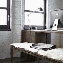 Фото из портфолио Теплый лофт – фотографии дизайна интерьеров на INMYROOM