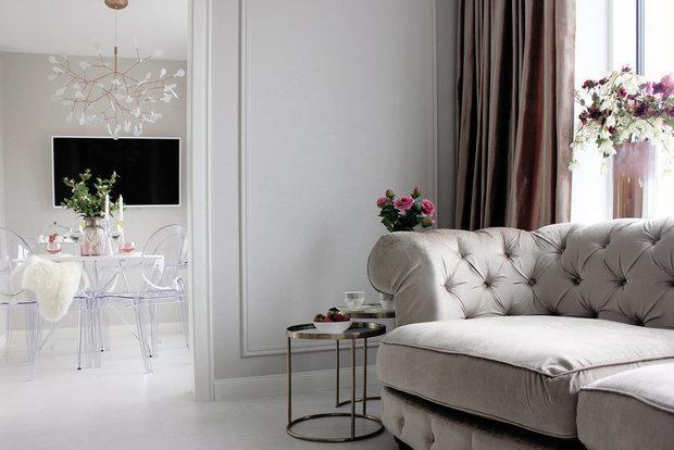 Дизайн: Mediana Interiors