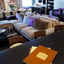 Фотография: Гостиная в стиле Классический, Современный, Декор интерьера, Квартира, Miele, Дома и квартиры – фото на InMyRoom.ru