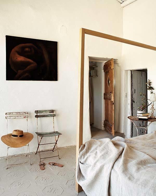 Фотография: Спальня в стиле Прованс и Кантри, Современный, Декор интерьера, Дом, Дома и квартиры, Прованс, Шебби-шик – фото на InMyRoom.ru