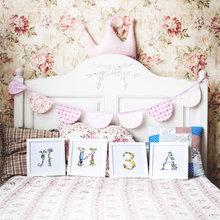 Фотография: Декор в стиле Современный, Детская, Декор интерьера, Интерьер комнат, Цвет в интерьере – фото на InMyRoom.ru