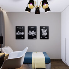 """Фото из портфолио Дизайн-проект """"Мои черничные ночи"""" – фотографии дизайна интерьеров на INMYROOM"""