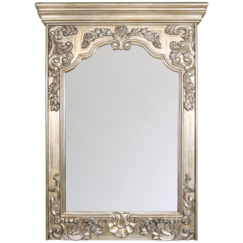 Купить Настенное зеркало синдбад в раме из полиуретана, inmyroom, Россия