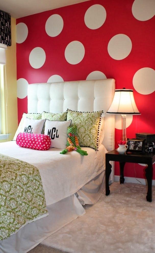 Фотография: Детская в стиле Современный, Спальня, Интерьер комнат, Подушки, Ковер – фото на InMyRoom.ru