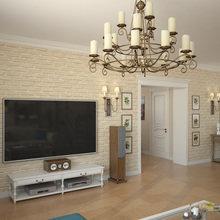 Фотография: Гостиная в стиле Кантри, Дом, Дома и квартиры, Прованс – фото на InMyRoom.ru