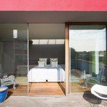 Фотография: Терраса в стиле Современный, Квартира, Дома и квартиры, Лондон, Пентхаус – фото на InMyRoom.ru