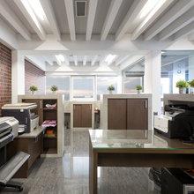 Фото из портфолио Dinastia Designs office in Sochi – фотографии дизайна интерьеров на INMYROOM
