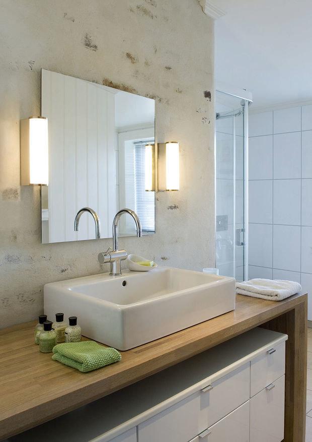 Фотография: Ванная в стиле Современный, Восточный, Интерьер комнат, Мебель и свет, Советы – фото на InMyRoom.ru