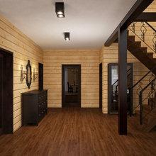 Фото из портфолио интерьер деревянного дома – фотографии дизайна интерьеров на INMYROOM