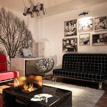 Фотография: Гостиная в стиле Современный, Эклектика, Малогабаритная квартира, Квартира, Дома и квартиры, IKEA, Ремонт – фото на InMyRoom.ru
