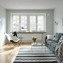 Фото из портфолио  Övre Husargatan 5, Linnéstaden – фотографии дизайна интерьеров на InMyRoom.ru