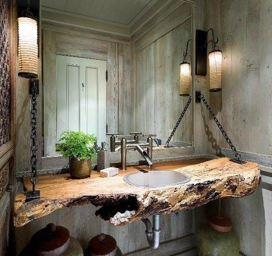 Фотография: Ванная в стиле Лофт, Декор интерьера, Декор дома – фото на InMyRoom.ru