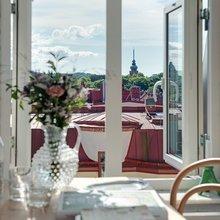Фото из портфолио Чарующий вид на крыши города .... – фотографии дизайна интерьеров на InMyRoom.ru