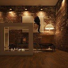 Фото из портфолио Переносные комнатные биокамины Decoflame – фотографии дизайна интерьеров на InMyRoom.ru