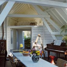 Фото из портфолио Гостиная – это визитная карточка дома – фотографии дизайна интерьеров на INMYROOM