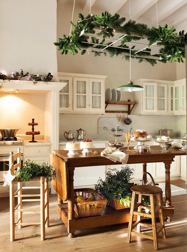 Фотография: Кухня и столовая в стиле Прованс и Кантри, Классический, Декор интерьера, Дом, Аксессуары, Декор, Белый – фото на InMyRoom.ru
