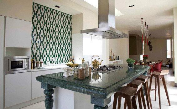 Фотография: Кухня и столовая в стиле Современный, Индустрия, Люди – фото на InMyRoom.ru