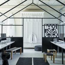 Фото из портфолио Жизнь в черно-белом цвете – фотографии дизайна интерьеров на INMYROOM