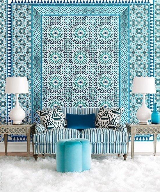Фотография: Декор в стиле Современный, Эклектика, Декор интерьера, Дизайн интерьера, Цвет в интерьере, Dulux, Akzonobel – фото на InMyRoom.ru