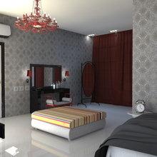 Фото из портфолио Коттедж п. Таватуй – фотографии дизайна интерьеров на InMyRoom.ru