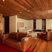 Фотография: Гостиная в стиле Кантри, Современный, Дома и квартиры, Городские места, Бразилия – фото на InMyRoom.ru
