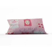 Декоративная подушка: Розовый джем