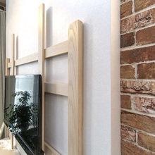 Фотография: Декор в стиле Лофт, Современный, Гостиная, Интерьер комнат, Дачный ответ – фото на InMyRoom.ru