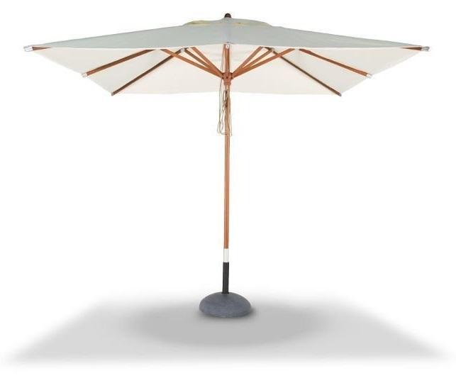 Зонт  Джулия деревянный бежевый