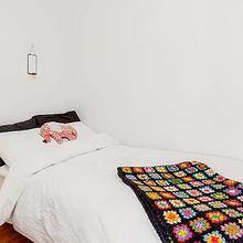 Фотография: Детская в стиле Скандинавский, Малогабаритная квартира, Квартира, Дома и квартиры – фото на InMyRoom.ru