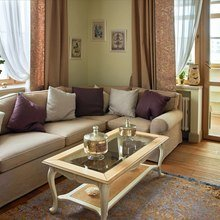 Фото из портфолио Квартира в провансе – фотографии дизайна интерьеров на InMyRoom.ru