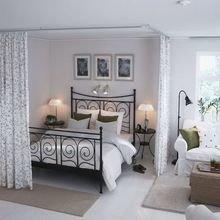Фотография: Спальня в стиле Кантри, Детская, Квартира, Советы, Даша Ухлинова, как обустроить детскую в однушке, детская в однокомнатной квартире – фото на InMyRoom.ru