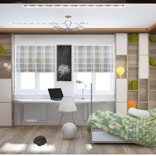 Фото из портфолио Дизайн проект квартиры  – фотографии дизайна интерьеров на InMyRoom.ru