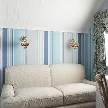 Фото из портфолио Интерьер 2-го этажа загородного дома – фотографии дизайна интерьеров на InMyRoom.ru