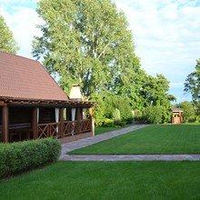 Фото из портфолио Благоустройство загородного участка – фотографии дизайна интерьеров на InMyRoom.ru