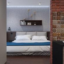Фото из портфолио Квартира в Перхушково – фотографии дизайна интерьеров на InMyRoom.ru