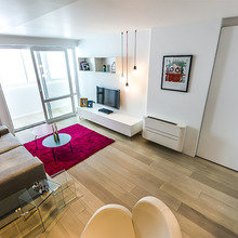 Фотография: Гостиная в стиле Современный, Декор интерьера, Интерьер комнат, Тема месяца – фото на InMyRoom.ru