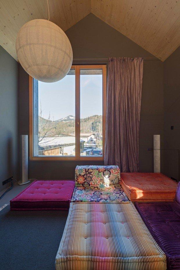 Фото из портфолио  Квартира с оленем от Lugerin Architects – фотографии дизайна интерьеров на INMYROOM