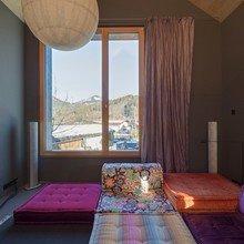 Фото из портфолио  Квартира с оленем от Lugerin Architects – фотографии дизайна интерьеров на InMyRoom.ru