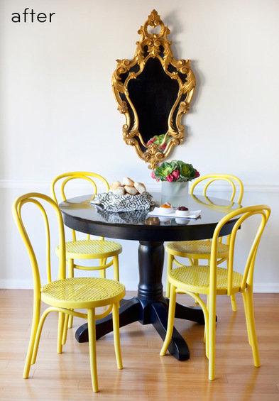 Фотография: Кухня и столовая в стиле Прованс и Кантри, Декор интерьера, DIY, Переделка – фото на InMyRoom.ru