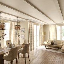 Фото из портфолио Дизайн дачного дома в пригороде Казани – фотографии дизайна интерьеров на INMYROOM