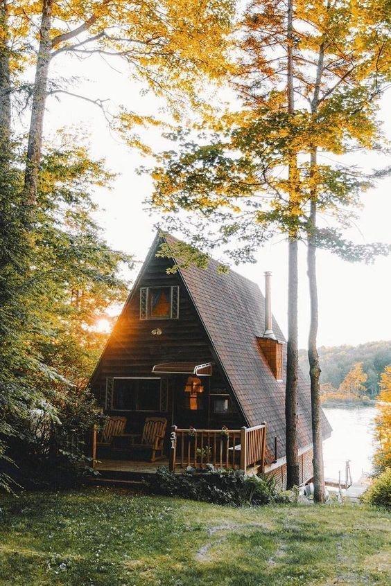 Фотография: Архитектура в стиле , Дом, Дача, Гид – фото на INMYROOM