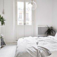 Фото из портфолио  Нескучный белоснежный интерьер – фотографии дизайна интерьеров на InMyRoom.ru