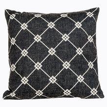 Декоративная подушка «Европейские мемуары», версия 1