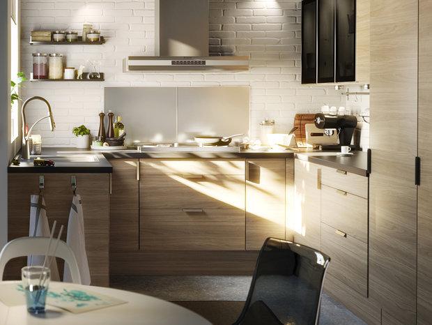 Фотография: Кухня и столовая в стиле Современный, Советы, ИКЕА – фото на InMyRoom.ru