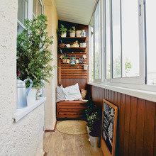 Фотография: Балкон в стиле Скандинавский, Советы, Гид – фото на InMyRoom.ru