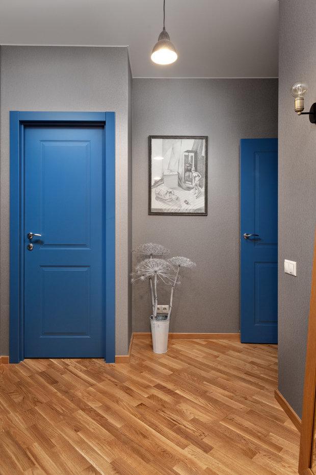 Фотография: Прихожая в стиле Современный, Эклектика, Квартира, Проект недели, Химки, 2 комнаты, 60-90 метров, Лилия Салах – фото на INMYROOM
