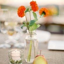 Фотография: Флористика в стиле , Декор интерьера, Стиль жизни, Стол, Сервировка стола – фото на InMyRoom.ru