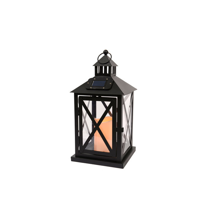 Лантерна с LED свечой